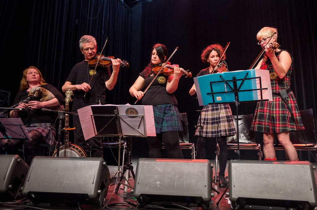 Autour de la Harpe Celtique 2013