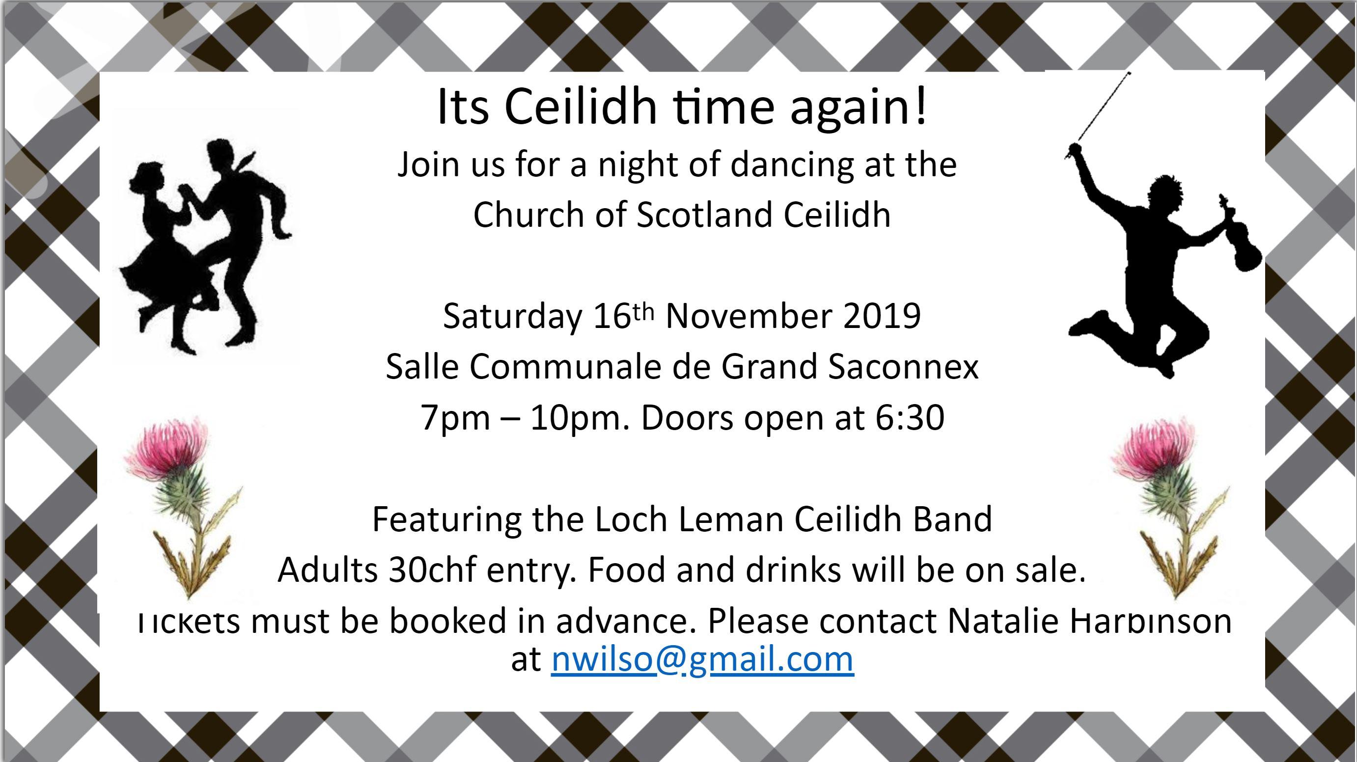 ceilidh 2019 flyer